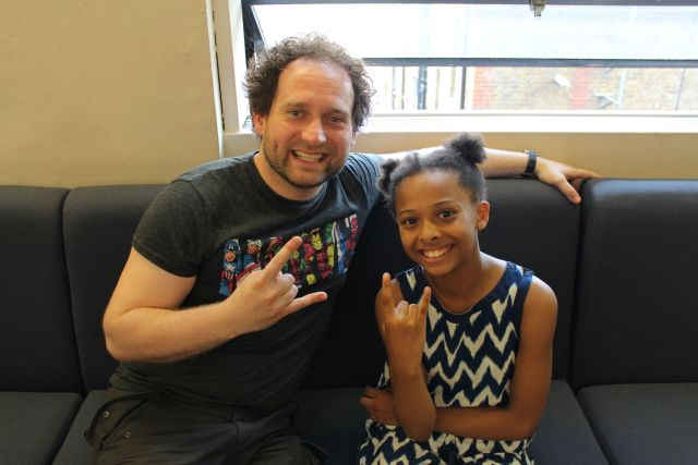 Interview with School of Rock star