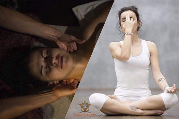 Мастер класс «Пранаяма & Тайский массаж головы и плеч»