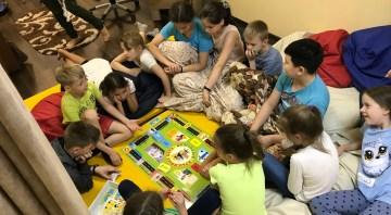 Детский дневной летний интеллектуально-спортивный лагерь «Игры Разума»