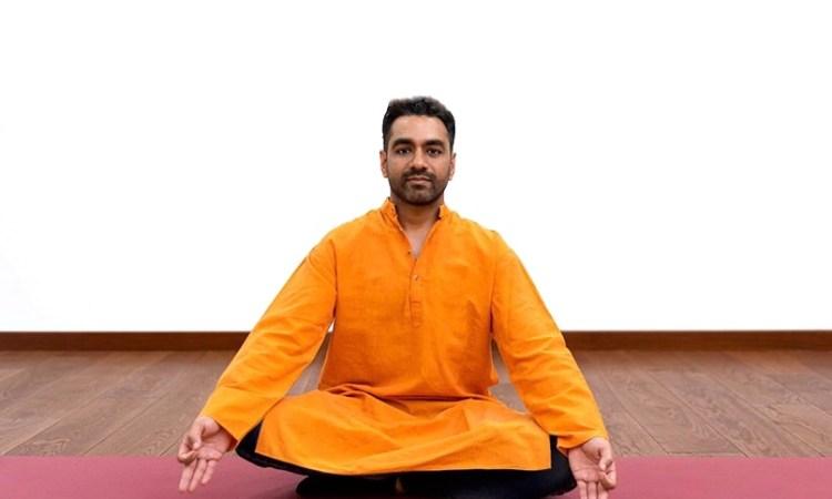 Йога Пранаяма Медитация. Ашок Мишра