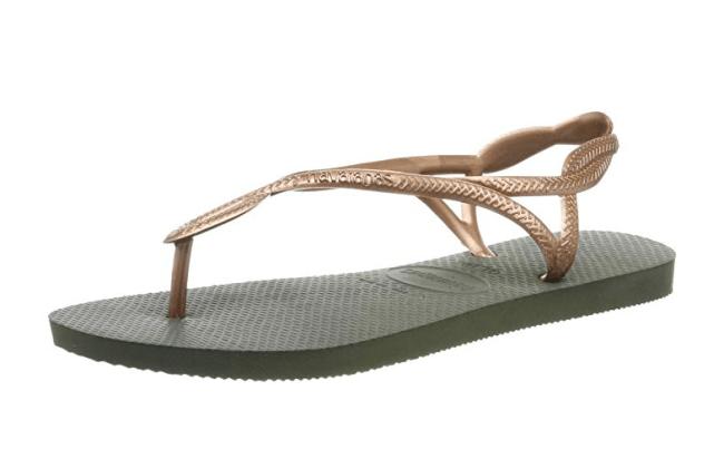 sandalo Avajanas color oro