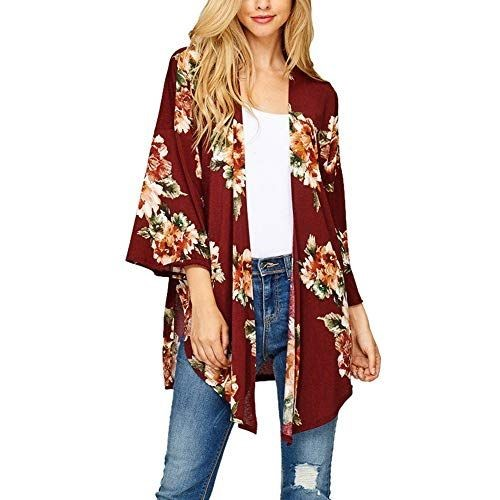 floral blouse, seen on Pinterest