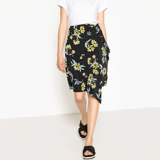 floral skirt 15 Euros (it was 49,99 Euros), on La Redoute Fr website