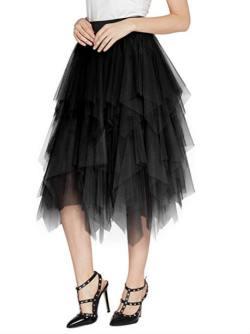 tulle skirt in many colours, 16,99 Euros on Amazon website