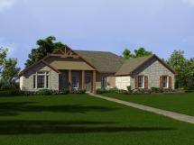 South Texas Custom Home Plans - House Design