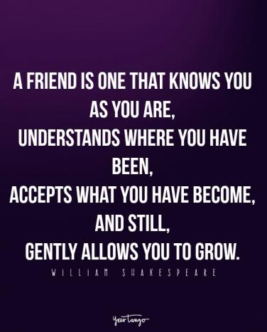 Image of: Heart Touching 21 Quotes To Remind You That You Have The Most Amazing Friend In The World Yourtango 21 Best Friend Quotes For Instagram Captions Of Cute Friendship Pics