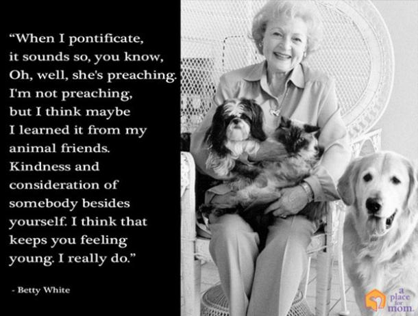 BettyWhite16 - 26 All Time Best Betty White Quotes & Funny Memes In Honor Of Her (96th!) Birthday