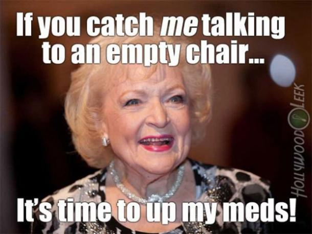 BettyWhite2 - 26 All Time Best Betty White Quotes & Funny Memes In Honor Of Her (96th!) Birthday