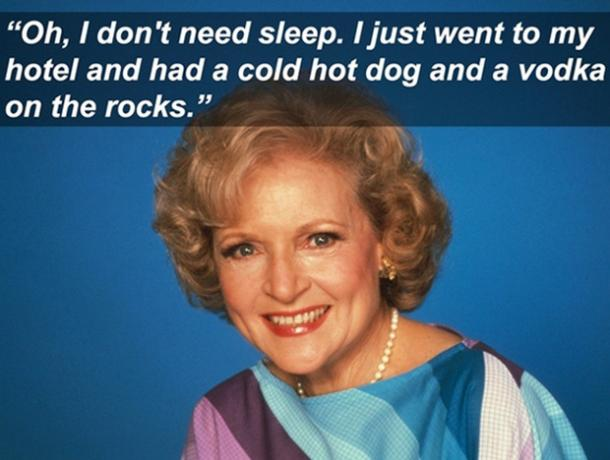 BettyWhite7 - 26 All Time Best Betty White Quotes & Funny Memes In Honor Of Her (96th!) Birthday