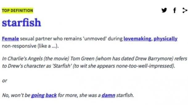 what do starfish and