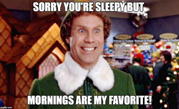 Funny Good Morning Memes, Peppy Quotes About Morning People