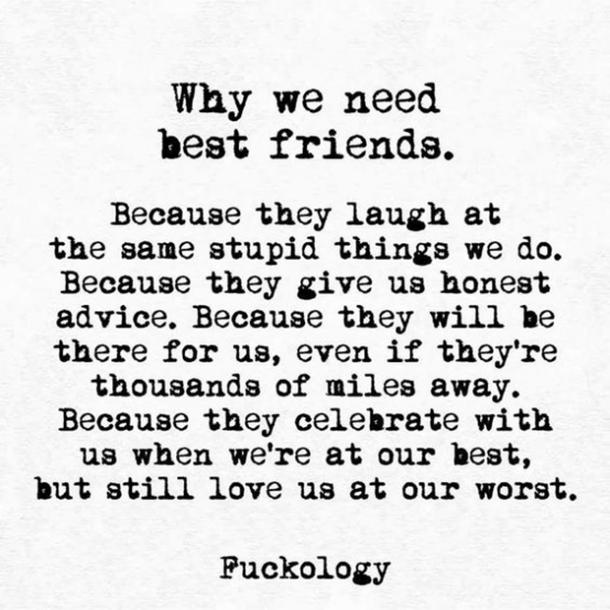 30 truthful friendship quotes