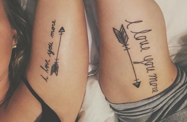 15 Couples Tattoos That Are More Romantic Than Wedding