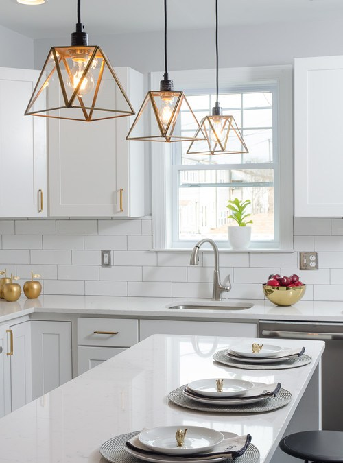 It's Now Cool to Have Mismatched Fixtures