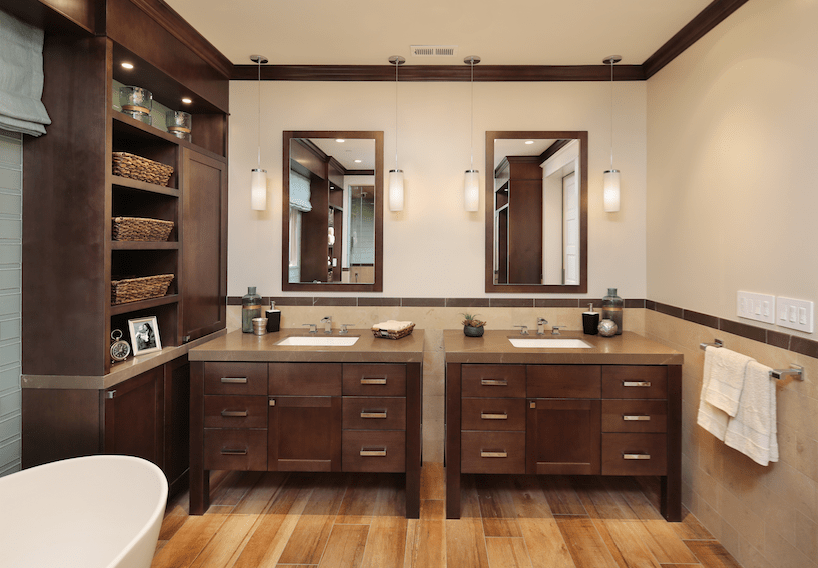 Most Popular Bathroom Trends for 2017