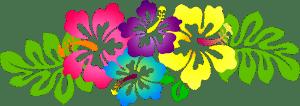 hawaiianflowerline