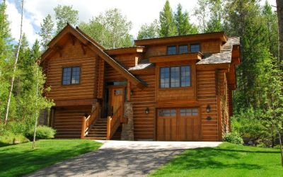 Log Homes For Sale In North Texas