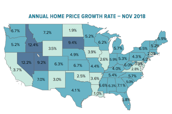 Home values see largest single-month decline since 2012