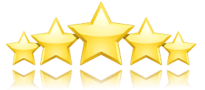 5-gold-star-rating