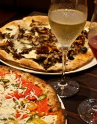 Pizza & White Wine