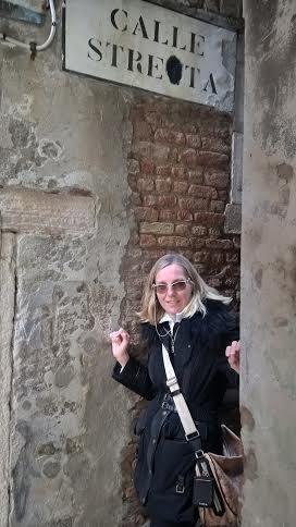 Нумерация домов в Венеции