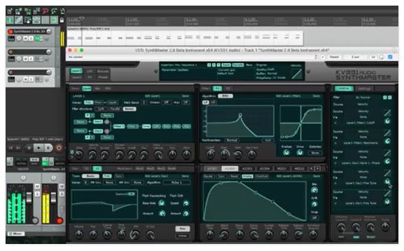 SynthMaster 2.8 Released Monday 16th May 2016