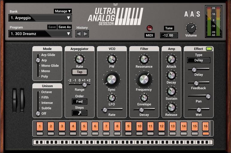 Superb Analog Synth VSTi For Just £6.95 Until End September 2017