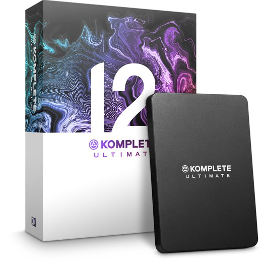 Native Instruments Announce Komplete 12