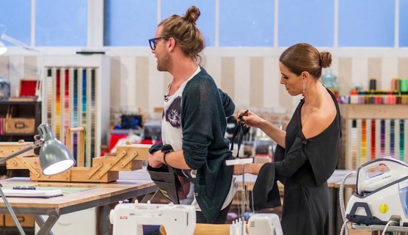 maestros de la costura expulsion eduardo programa 4