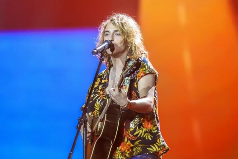 manel navarro final eurovision