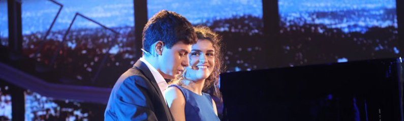 Amaia y Alfred City of Stars