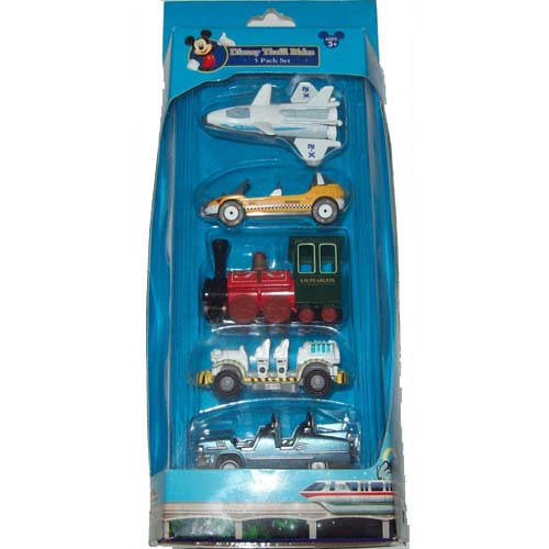 Your WDW Store Disney Racers Die Cast Car Set Thrill