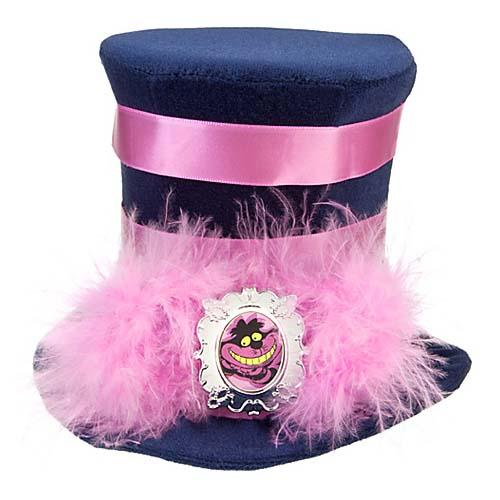 Disney Mini Top Hat Alice In Wonderland Cheshire Cat