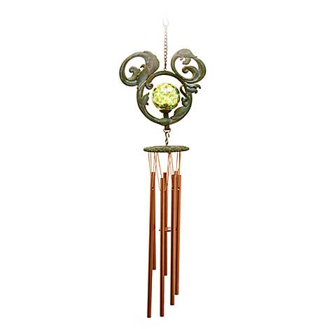 Disney Wind Chimes  Flower and Garden  Hypnotic Mickey Mouse