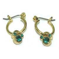 Your WDW Store - Disney Earrings - Hoops and Mickey Icons ...