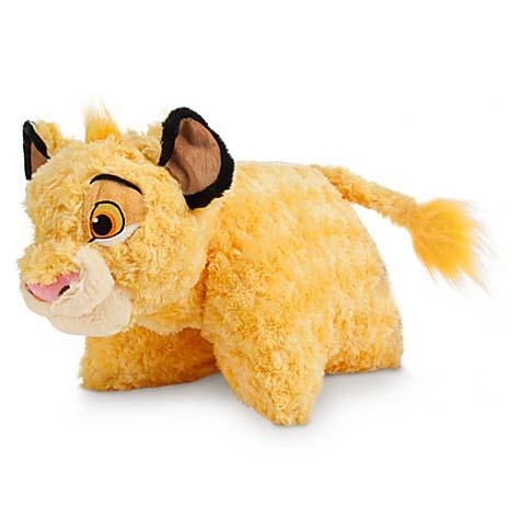 Your WDW Store Disney Pillow Pet Simba Reverse Pillow