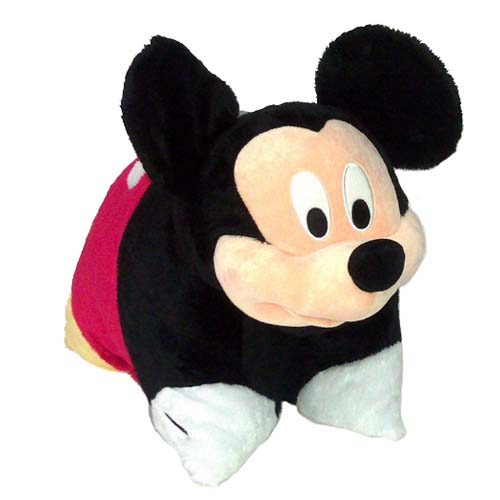 Your WDW Store  Disney Pillow Pet  Mickey Mouse Reverse