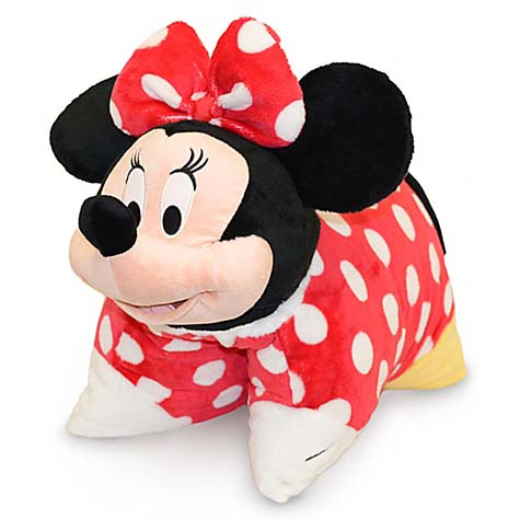 Disney Pillow Pet Minnie Mouse Reverse Pillow Plush 20