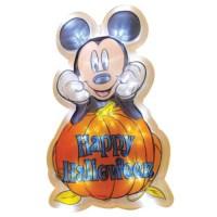 Disney Halloween Decoration - Mickey Mouse LED Window Decor