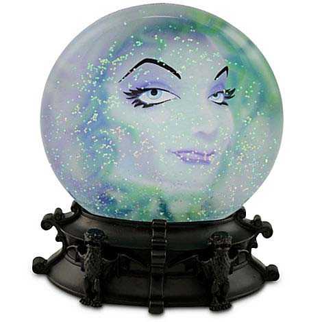 Disney Snow Globe Halloween Haunted Mansion Madame Leota