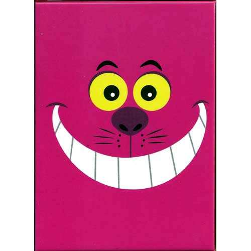 Disney Magnet Cheshire Grin Cat Kitchen Magnet