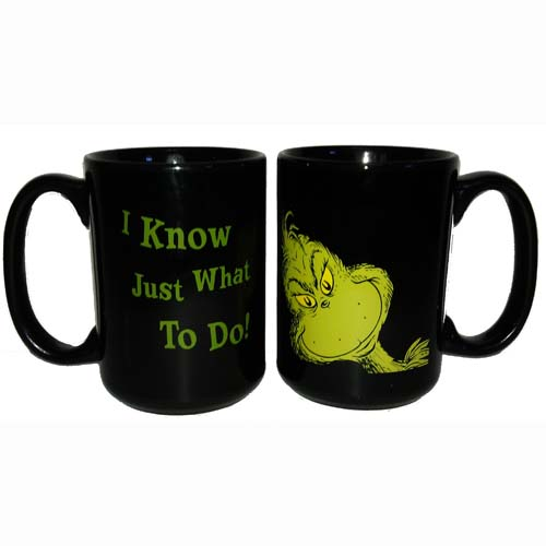 Your WDW Store Universal Coffee Cup Mug Dr Seuss