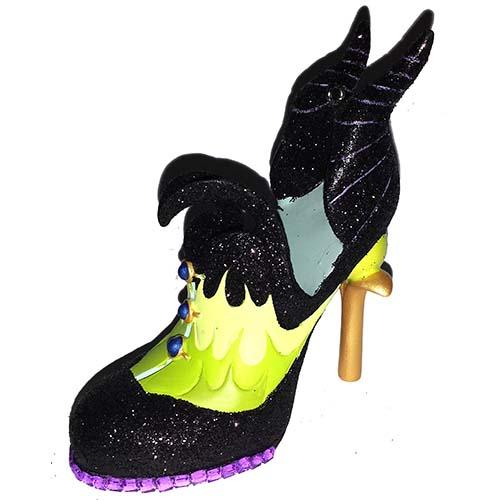 Disney Shoe Ornament  Villain  Maleficent