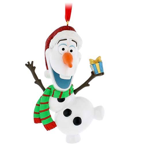 Your WDW Store Disney Christmas Ornament Santa Olaf