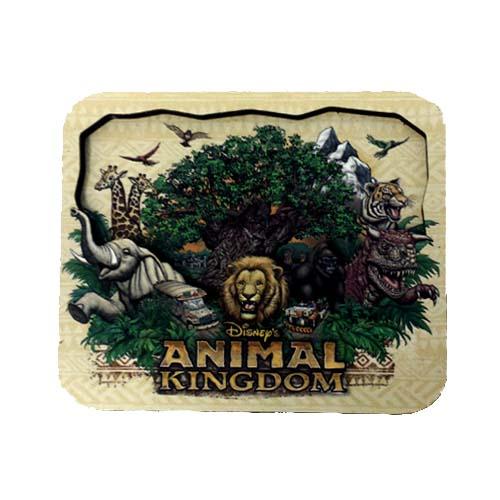 Disney Magnet  Disneys Animal Kingdom Logo