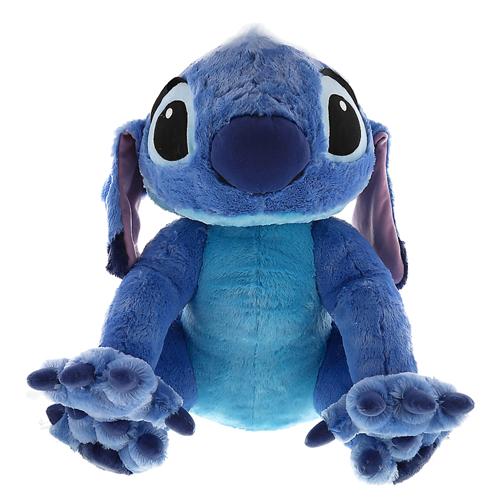 Disney Plush  HUGE  25 Inch Stitch GIANT Stuffed Animal