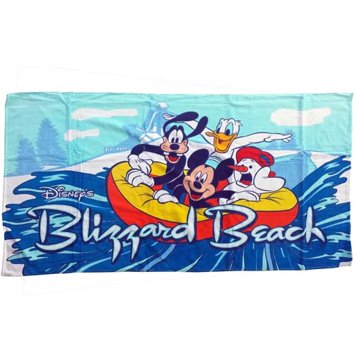 your wdw store disney beach towel