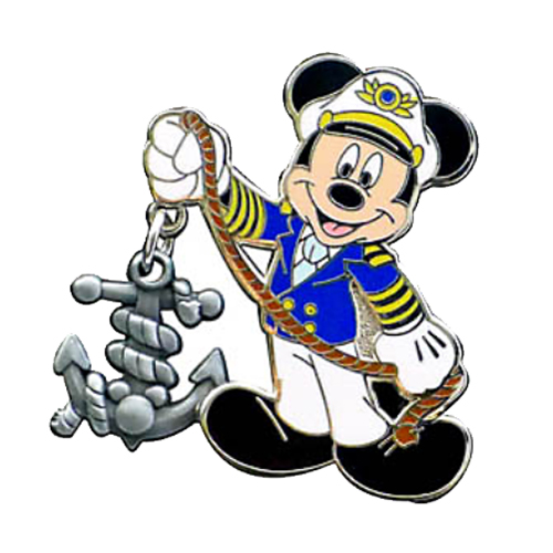 Mickey Mouse Clip Art Thank You Tag
