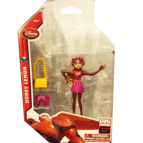Your WDW Store Disney Action Figure Big Hero 6 Honey