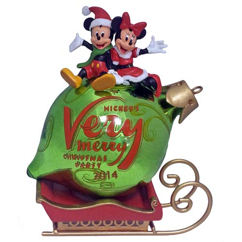 Your WDW Store Disney Holiday Ornament Mickey's Very